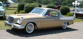 1957 Golden Hawk