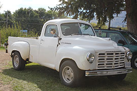 Parker's Truck